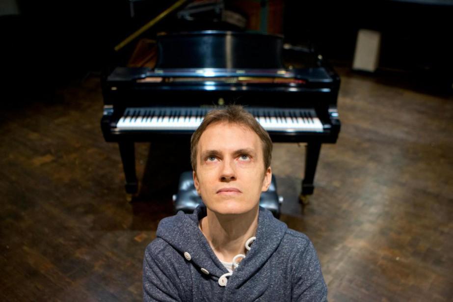 Alexandre Tharauda recruté une quinzaine de chanteurs et... (Photo Patrick Sanfaçon, La Presse)