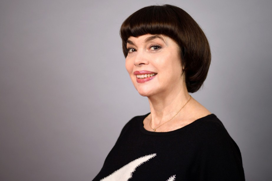 """«Je suis """"100% Made in France""""!»: Mireille Mathieu, qui... (Photo AFP)"""