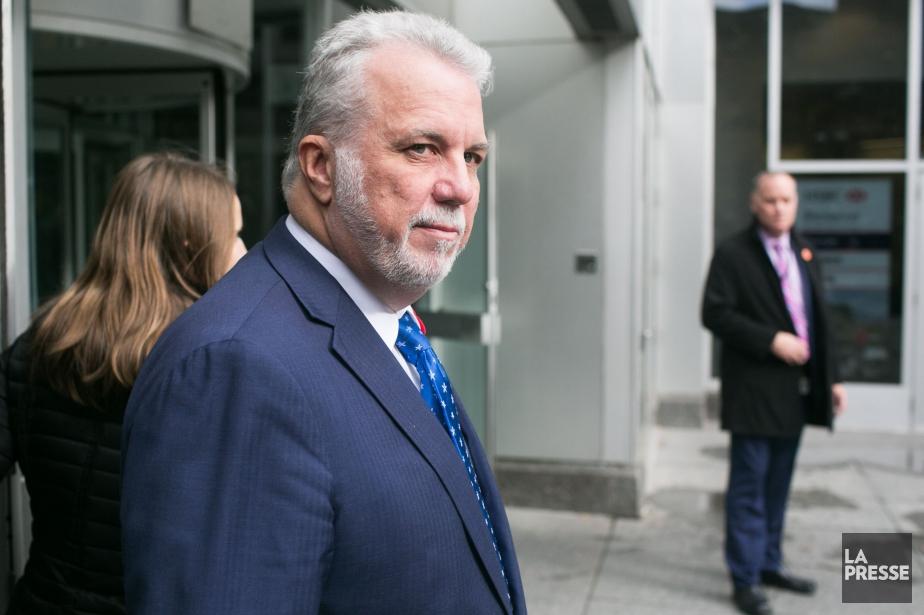 Le premier ministre du Québec et chef du... (PHOTO MARTIN TREMBLAY, ARCHIVES LA PRESSE)