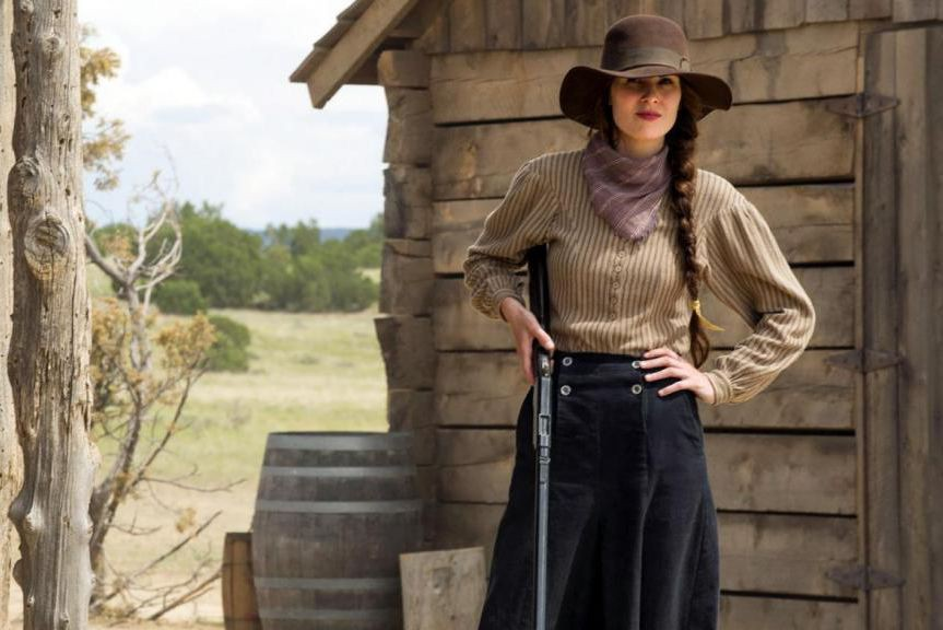 Godlessest un western au féminin, dont l'histoire se... (Photo fournie par Netflix)