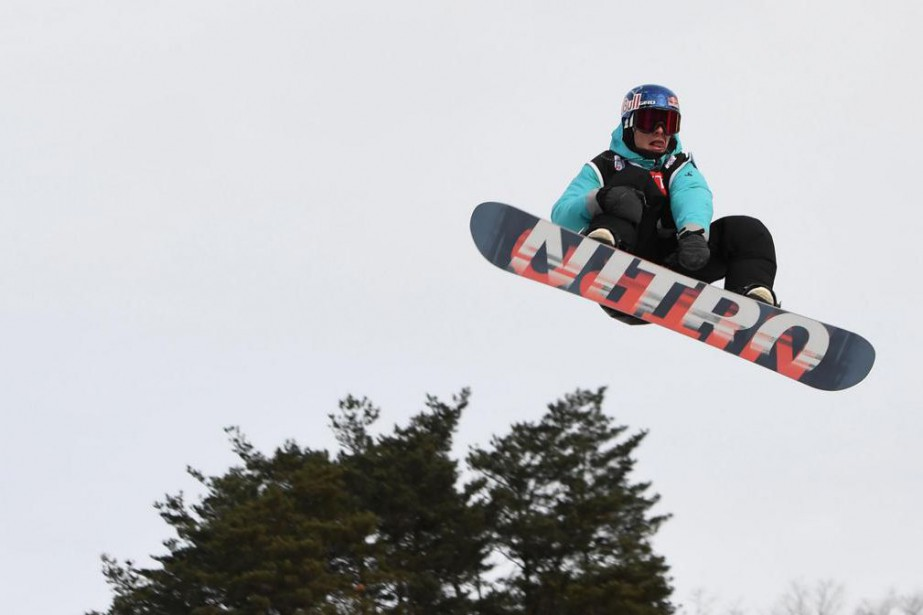 Sébastien Toutantentame la nouvelle année olympique avec plus... (PHOTO JUNG YEON-JE, ARCHIVES AGENCE FRANCE-PRESSE)