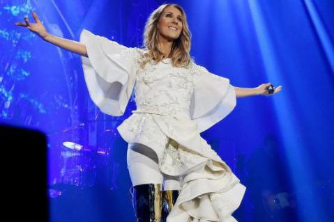 Céline Dion a annulé son spectacle de mercredi... (Photo tirée du compte Instagram de Céline Dion)