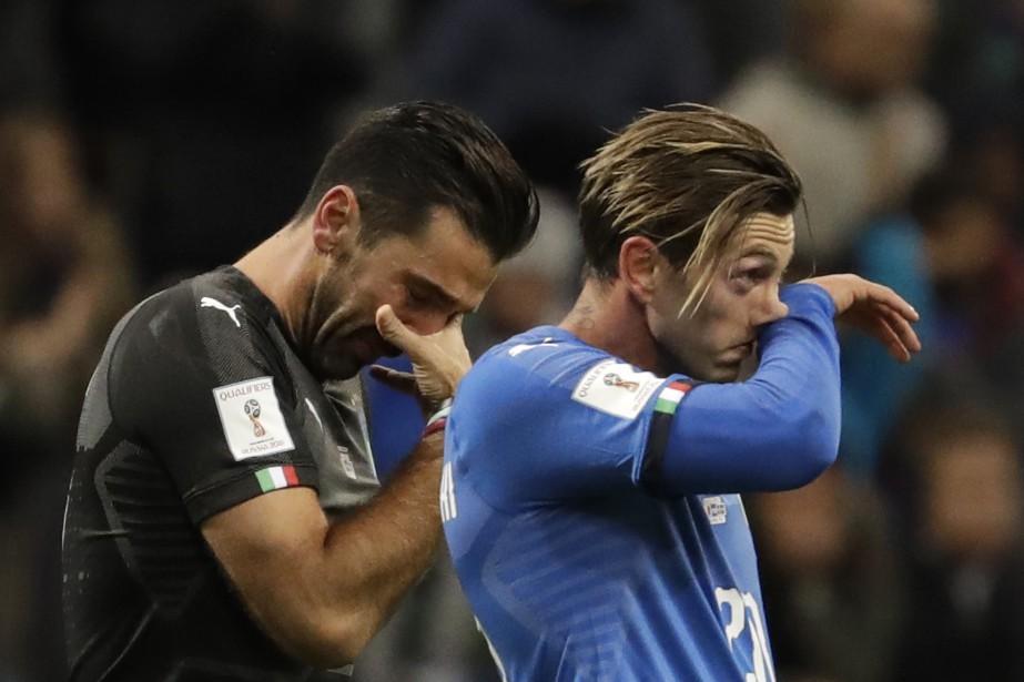 L'Italie, 14e au classement de la FIFA, fera... (Photo Luca Bruno, AP)