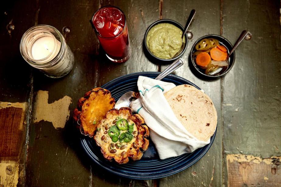 La cuisine mexicaine a tout pour réconforter pendant... (Photo Hugo-Sébastien Aubert, La Presse)