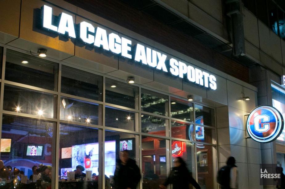 Le Groupe Sportscene exploite la chaîne de restaurants... (Photo Hugo-Sébastien Aubert, archives La Presse)