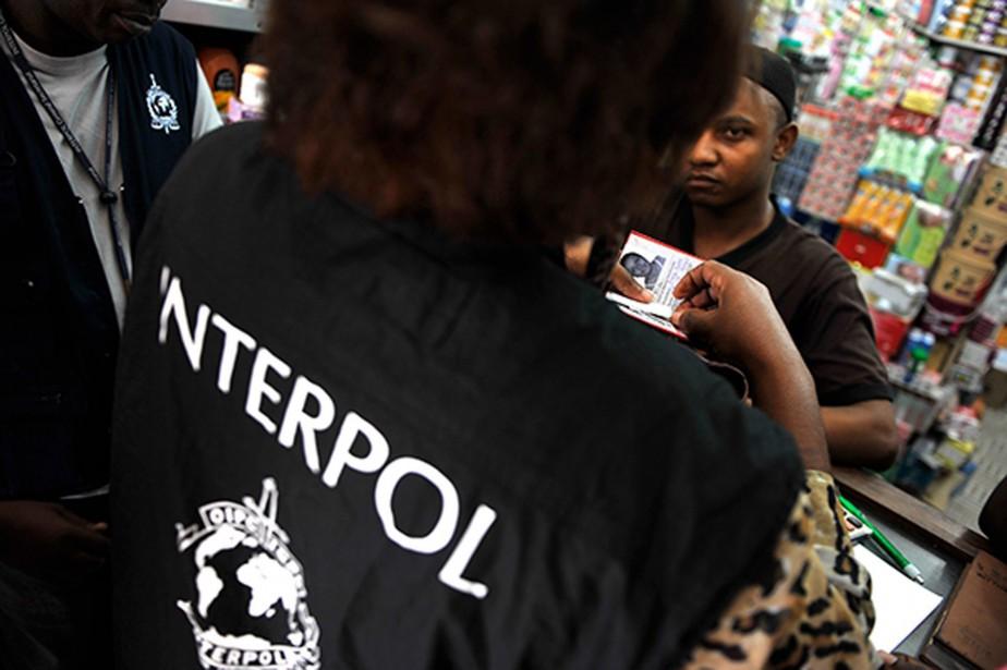 Interpol a expliqué que la quarantaine de suspects... (Photo archives AP)