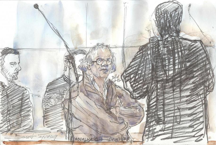Abdelhakim Dekhar avait été qualifié d'«ennemi public numéro... (Photo Benoit PEYRUCQ, AFP)