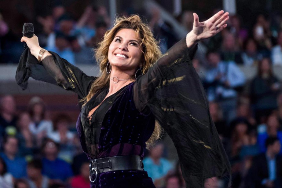 Après 15 ans d'absence, Shania Twain revient à... (Photo Charles Sykes, Archives Associated Press)