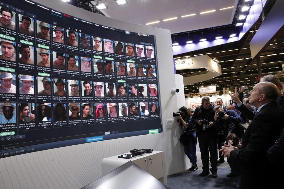 Des milliers de visages peuvent être scrutés par cette plateforme d'analyse d'images et de vidéo Morpho, du concepteur de matériel et de logiciels Idémia. Il analyse aussi les mouvements pouvant être associés à des crimes. Après un crime, il permet d'analyser rapidement un grand nombre d'heures de vidéo. Son application aéroportuaire simplifie et sécurise les embarquements. | 24 novembre 2017