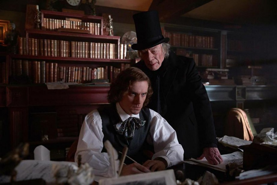 Dan Stevens et Christopher Plummer dans The Man... (Photofournie par Entract Films)