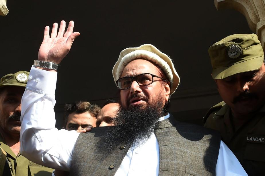 «La libération de Hafiz Saeed va dans le... (PHOTO ARIF ALI, AFP)