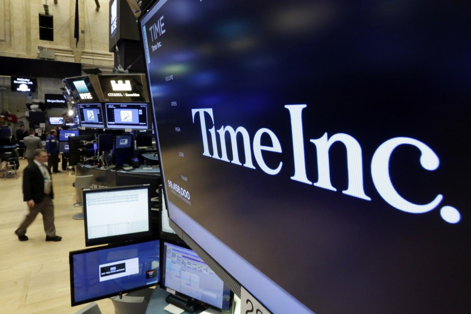 MeredithCorporation offre 18,50 dollars par action Time Inc,... (PHOTO AP)