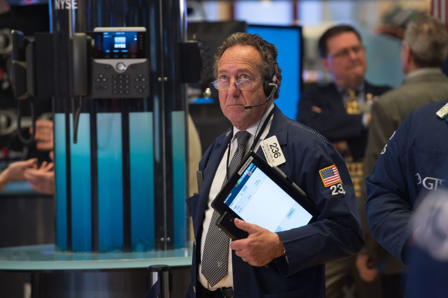 Wall Street a terminé en ordre dispersé... (PHOTO ARCHIVES AGENCE FRANCE-PRESSE)