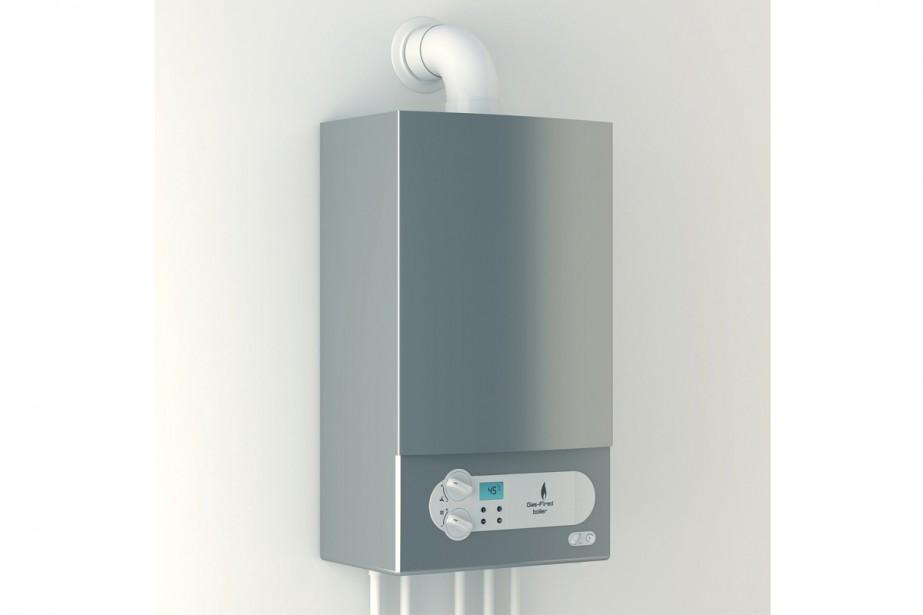 Un chauffe-eau sans réservoir demeure une bonne idée... (Photo Thinkstock)