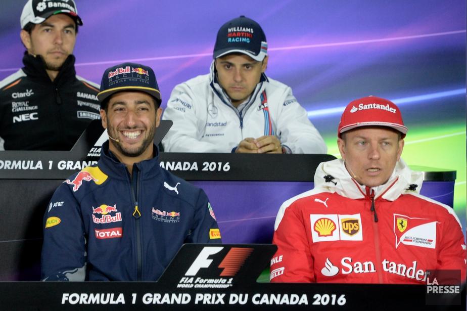 Il y aura probablement une ouverture chez Ferrari... (Photo Bernard Brault, La Presse)