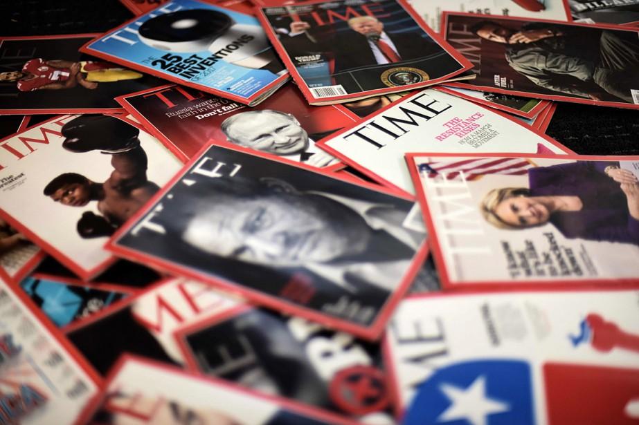Meredith Corp., qui publie surtout des magazines de... (PHOTO ERIC BARADAT, AGENCE FRANCE-PRESSE)