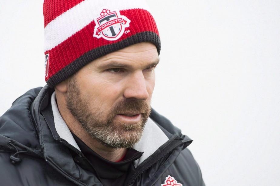 L'entraîneur Greg Vanneya mené la formation torontoise au... (Photo Nathan Denette, La Presse canadienne)