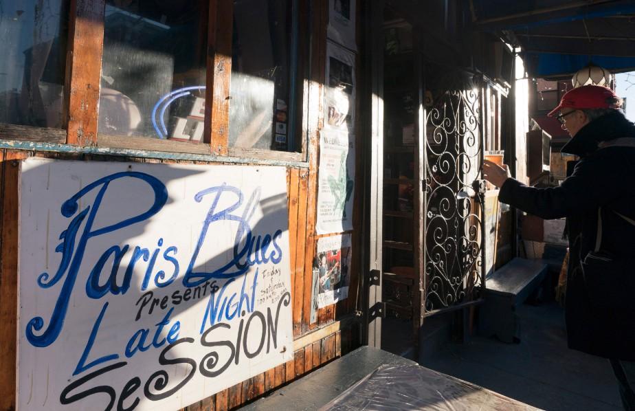 La «loi des cabarets» de 1926 imposait jusqu'ici... (PHOTO AFP)