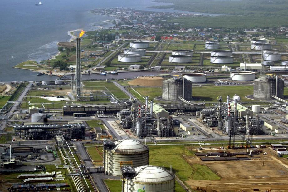 Le Nigeria, avec une production d'environ 2 millions... (AFP)