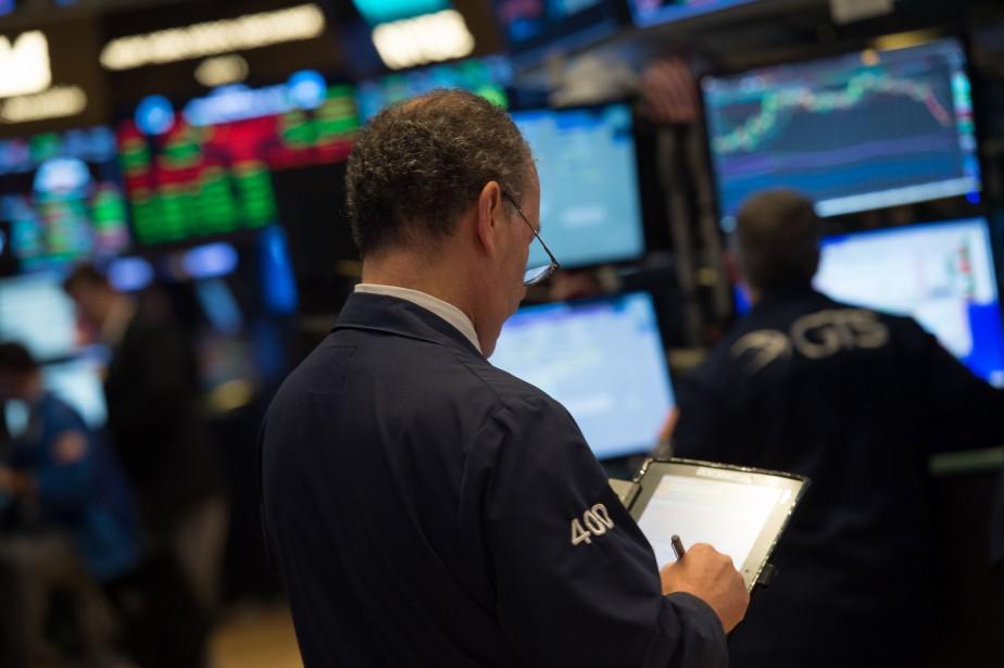 Le Dow Jones gagnait 0,17% et le Nasdaq... (PHOTO AFP)