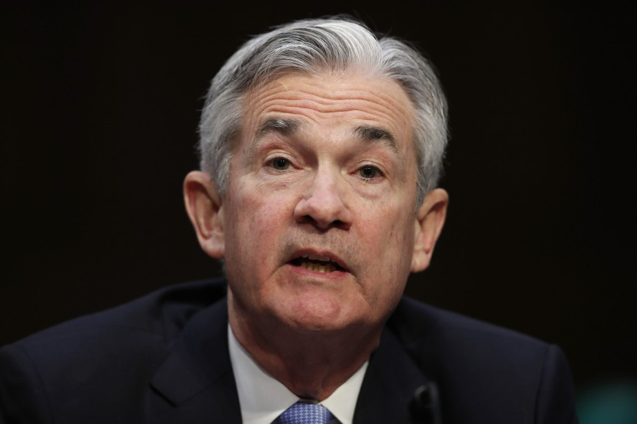 Jerome Powell... (AP)