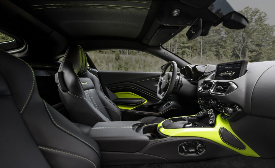 La puissance est transmise aux roues arrière par une transmission automatique à 8 rapports fournie par l'équipementier allemand ZF. | 28 novembre 2017
