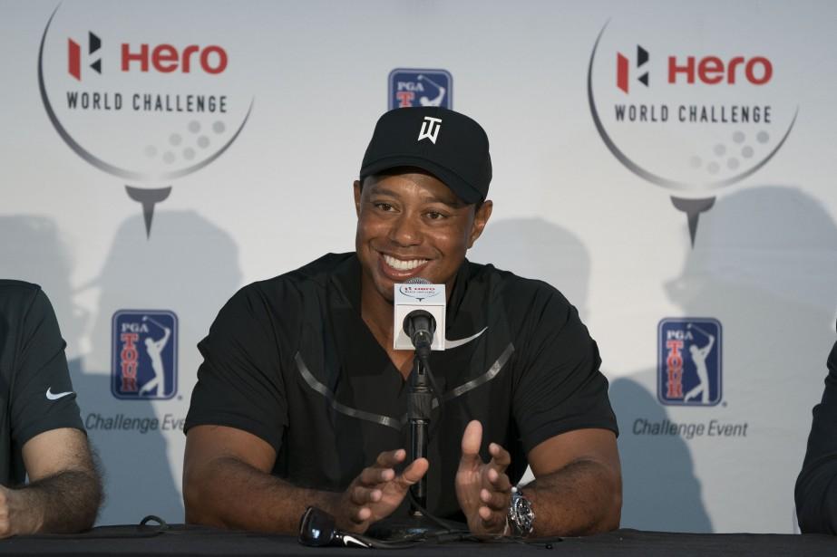 Tiger Woodseffectuera un autre retour à la compétition... (Photo Kyle Terada, USA Today Sports)