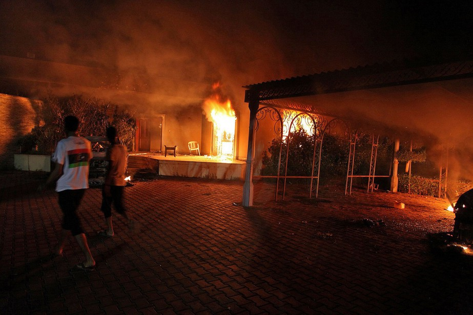 Cet événement avait choqué les États-Unis: aucun ambassadeur... (ARCHIVES AFP)