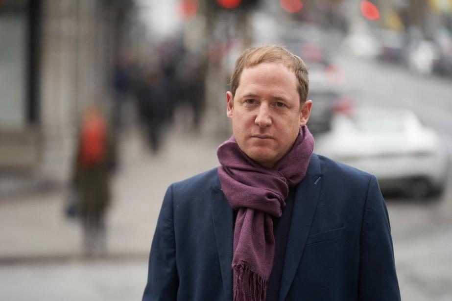 Guillaume Sylvestre a suivi durant une année complète... (Photo André Pichette, La Presse)