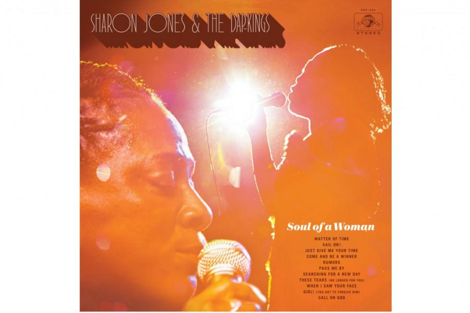 Soul of a Woman,Sharon Jones&The Dap-Kings... (Image fournie par Daptone Records)