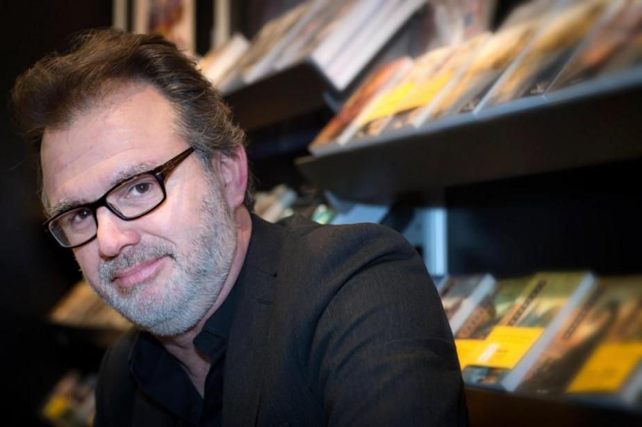 L'auteurPatrick Senécal a récemment publié le roman Il... (Photo Catherine Lefebvre, collaboration spéciale)