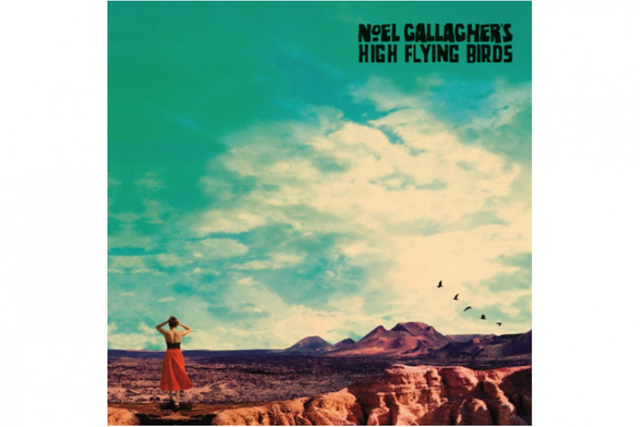 Who Built the Moon, deNoel Gallagher's High Flying... (Image fournie par Sour Mash)