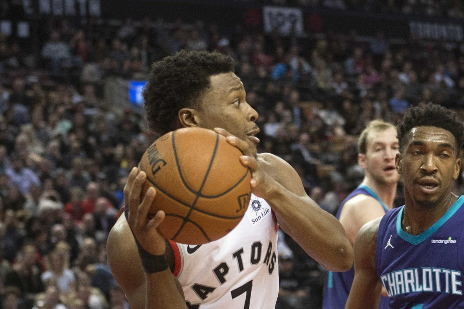 Kyle Lowry... (Photo Nick Turchiaro, USA TODAY Sports)