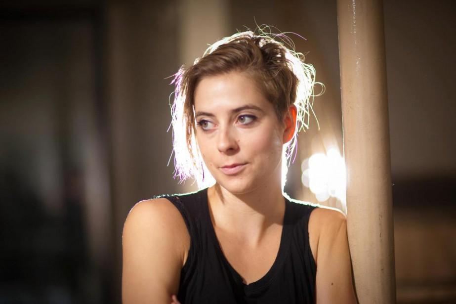 La comédienneÈve Landry... (PHOTO André Pichette, archives LA PRESSE)