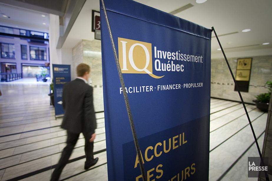 Au cours du dernier exercice,Investissement Québec a vu... (Photo André Pichette, archives La Presse)