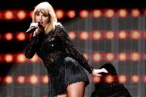 Taylor Swift... (PHOTO JOHN SALANGSANG, ARCHIVES ASSOCIATED PRESS)