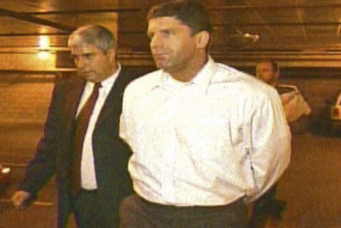 Michel Usereaus'est excusé à la famille et à... (Photo: Archives TVA)