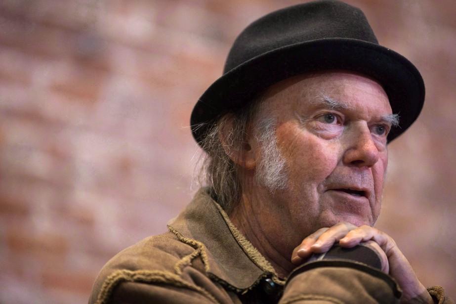 Vendredi soir, Neil Young se produira pour la... (PHOTO ARCHIVES LA PRESSE CANADIENNE)