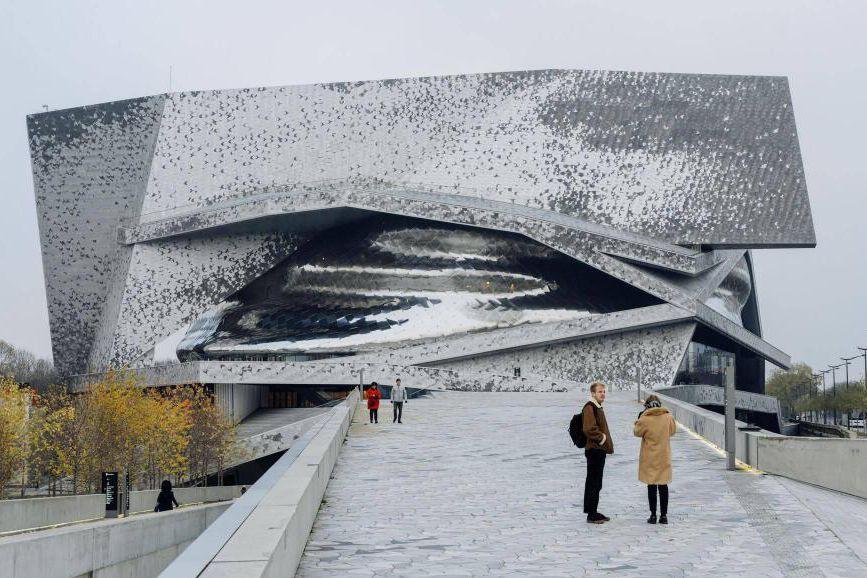 La Philharmonie de Paris, où l'Orchestre métropolitain offre... (photoFrançois Goupil, fournie par l'orchestre métropolitain)