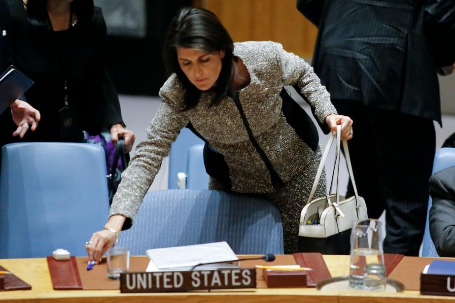 «L'approche mondiale de la Déclaration de New York... (PHOTO AFP)