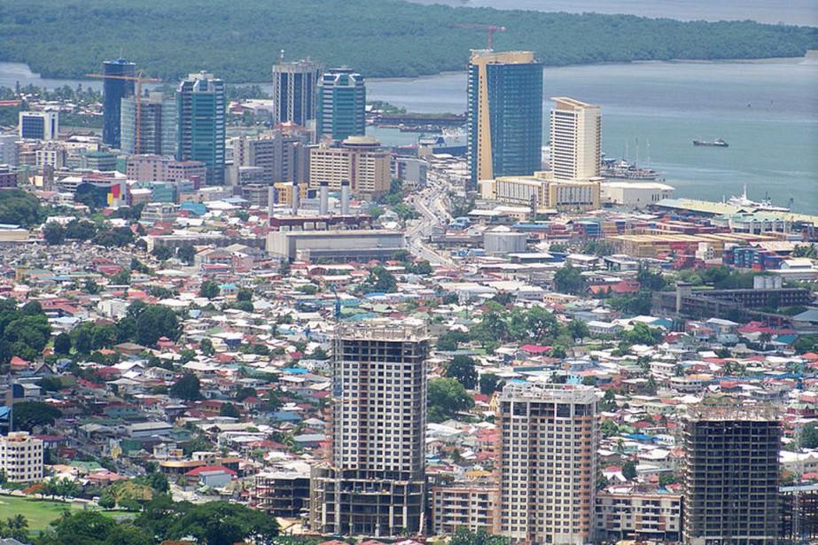Des représentants canadiens à Port of Spain sont... (Photo Wikimedia commons)