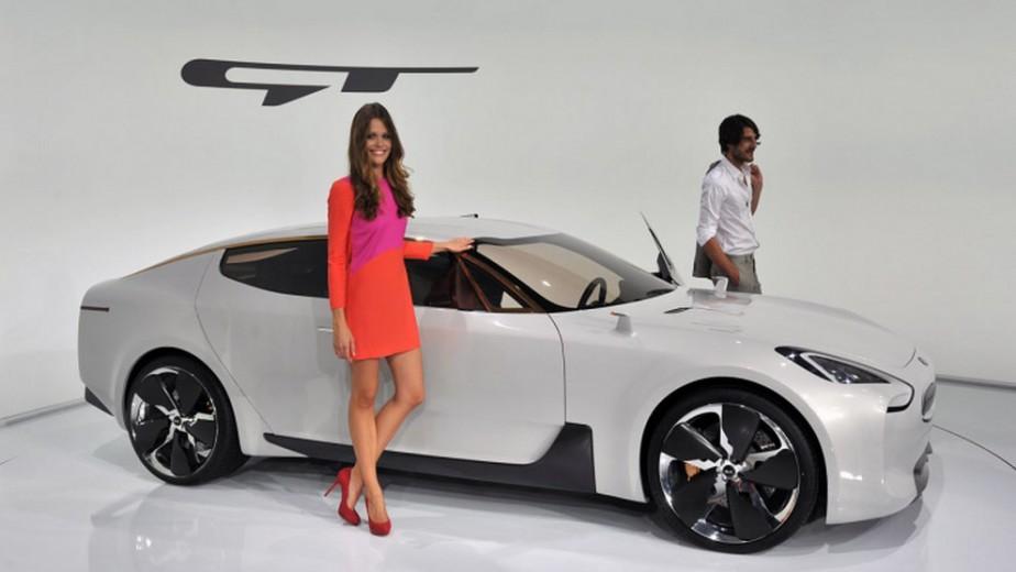 Le Concept GT présenté au salon de Francfort en 2011 préfigurait sa venue. | 4 décembre 2017