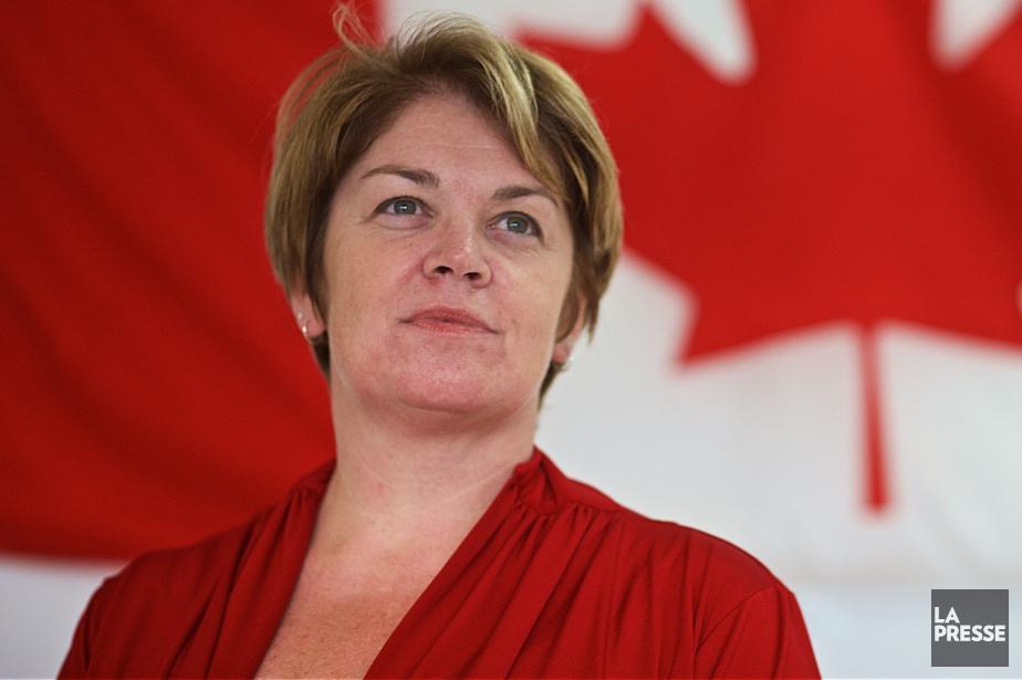 Sherry Romanado, députée de Longueuil-Charles-LeMoyne, a semé la... (Photo André Pichette, archives La Presse)