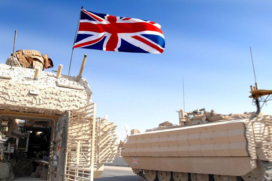Plus tôt cette année, le gouvernement britannique a... (ARCHIVES AFP)