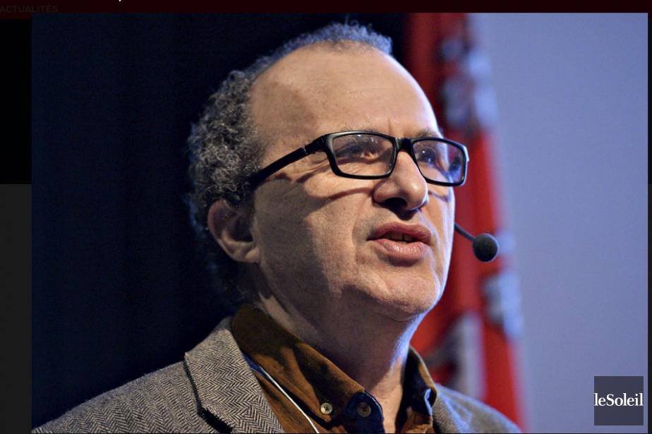 Abdelwahed Mekki-Berrada,professeur d'anthropologie à l'Université Laval.... (Photo Le Soleil)