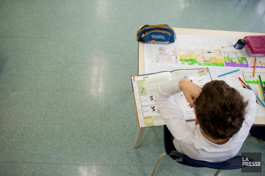 Le nivellement destaux de taxe scolaire par région... (PHOTO DAVID BOILY, ARCHIVES LA PRESSE)