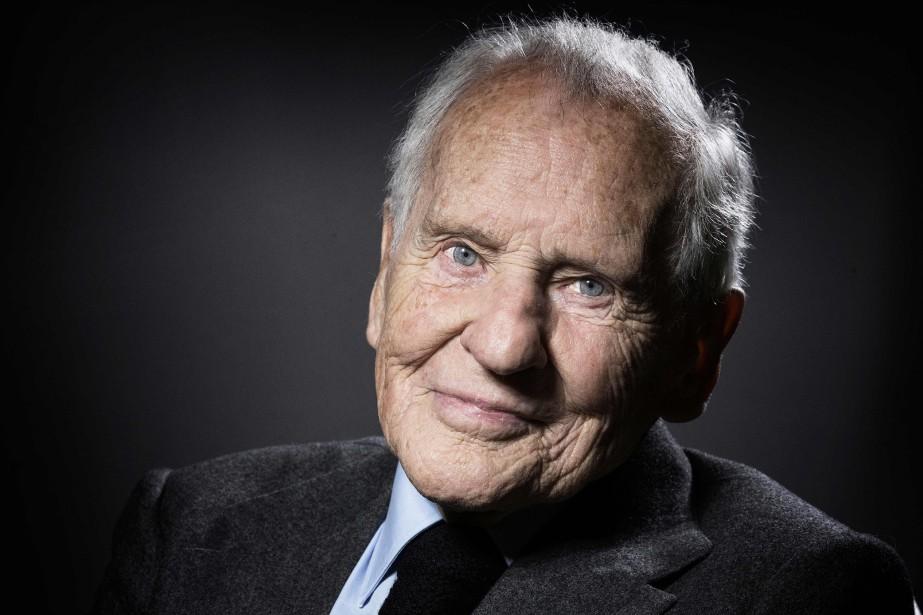 Jean d'Ormesson... (Photo Joel Saget, Archives Agence France-Presse)