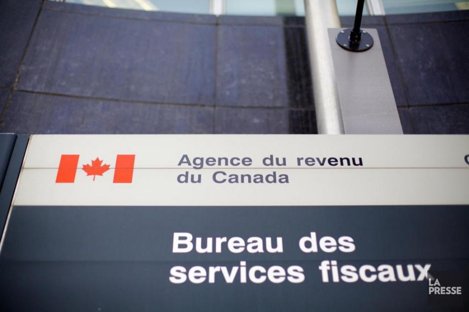 L'Agence du revenu du Canada (ARC) et sa... (Photo Sarah Mongeau-Birkett, Archives La Presse)