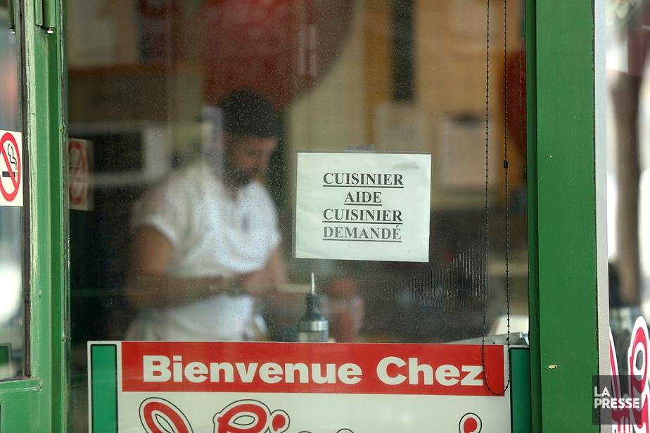 La pénurie de main-d'oeuvre touche, entre autres, les... (Photo Martin Chamberland, archives La Presse)