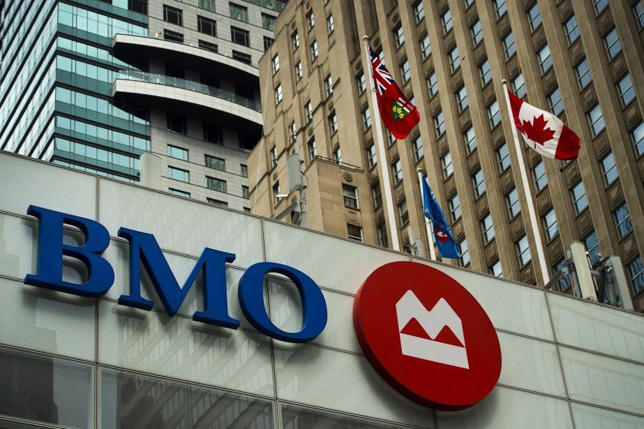 Les revenus de la Banque de Montréal pour... (PHOTO ARCHIVES LA PRESSE CANADIENNE)